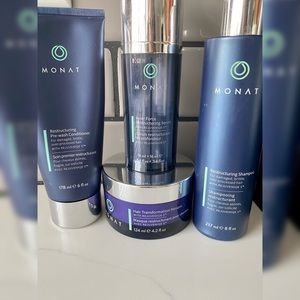 MONAT Restructuring Collection, used
